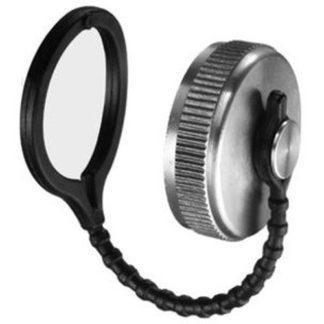 Schell Verschlusskappe mit Kette und Dichtscheibe 258020099, Messing /3/4″ IG