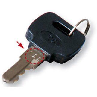 PROJAHN Schlüssel Nr. 015 zu Werkstattwagen (1 Stück)