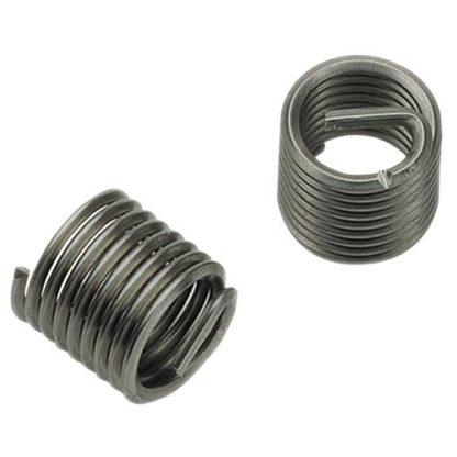 V-COIL Gewindeeinsatz DIN 8140 Typ Stand.für M4 x 0,7mm rostfr.Stahl 1,0xD 7207