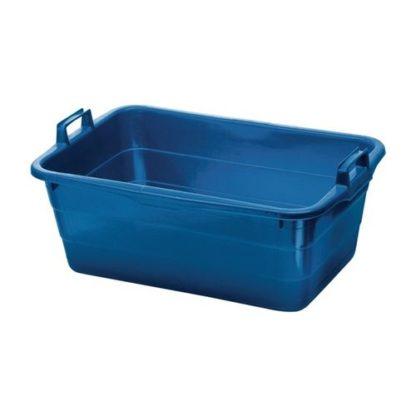 Lockweiler Wanne L620xB425xH250mm Inhalt 45l PE blau