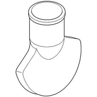GROHE Spülwasserverteiler weiß 42039000