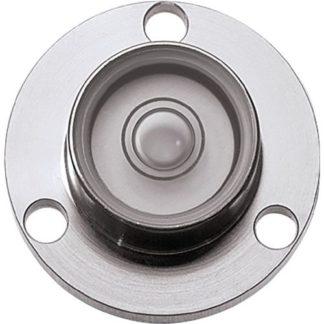BMI Dosenlibelle Außen-Durchm. 30mm Metallgehäuse Genauigk.0,1mm/m E25 justiert