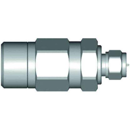 PPC D 015-FM KOKA 4 auf F-Stecker (Kabelübergang für Erdkabel) DO15-FM 12mm