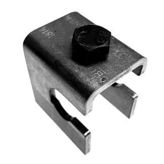 OBO BETTERMANN VARIO-Erdklenne für Armierung 8-14 mm 50x40x70, St 5014476