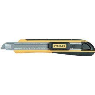 STANLEY Cuttermesser FATMAX Länge 138mm 9mm Kunststoff-Gehäuse SB