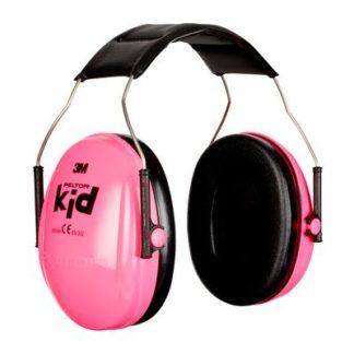 3M Gehörschutz KID™ EN 352-1:2002 (SNR)=27 dB KIDSR neonrosa H510AK-442-RE