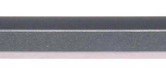 PROJAHN Flachmeissel für große Keilwelle 25×400 mm Flach-Meißel