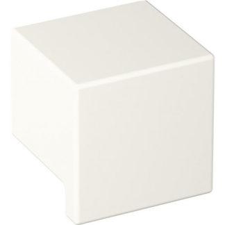 HEWI Möbelknopf 547.32B4 Ku. 99 reinweiß matt